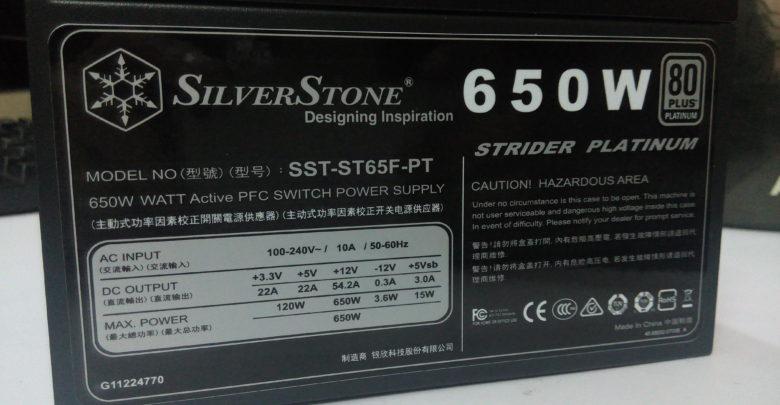 silverstone st 650w platinum power supply review exputer com rh exputer com