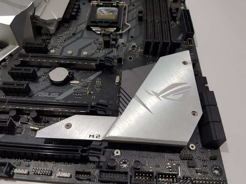 Asus ROG Strix Z370-E Gaming X Motherboard Review - exputer com