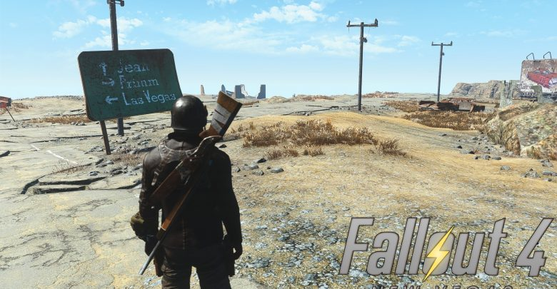 Fallout 4: New Vegas Will Not Have Any Official Reshade Or