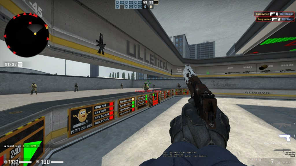 How to rank up in CS:GO (Counter-Strike: Global Offensive