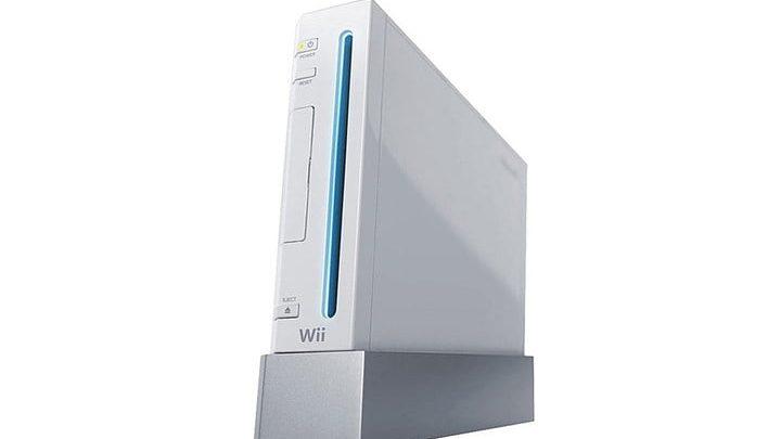 Nintendo Wii unit