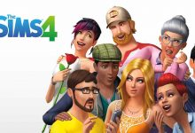 Cover photo Sims 4