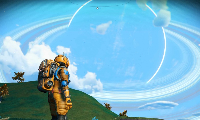 Finding Sandworms and Tornadoes in No Man's Sky Origins Update