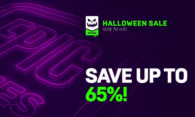 Best Deals From Epic Games Store Halloween Sale