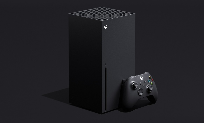 Xbox Series X Drive